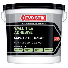 Wall tile adhesive superior strength