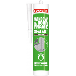 Window and door frame sealant